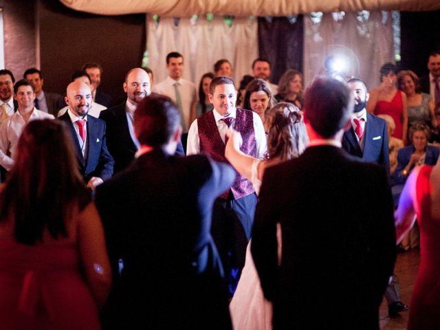 La boda de José Ángel y Ana Ester en El Molar, Madrid 62