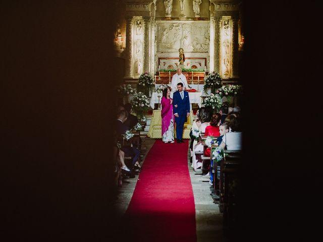 La boda de Alberto y Isa en Santiago De Compostela, A Coruña 19