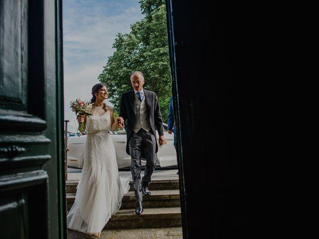 La boda de Alberto y Isa en Santiago De Compostela, A Coruña 20