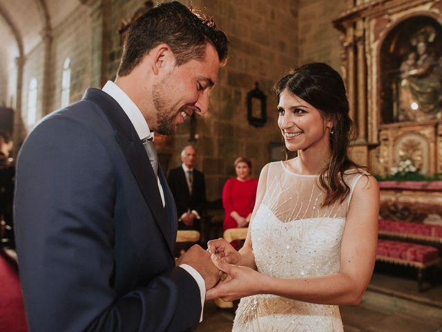 La boda de Alberto y Isa en Santiago De Compostela, A Coruña 24