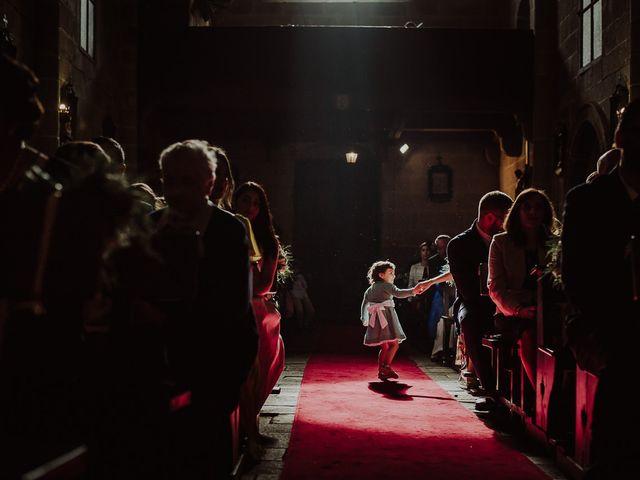 La boda de Alberto y Isa en Santiago De Compostela, A Coruña 25