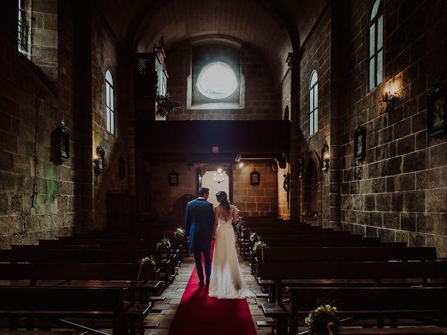 La boda de Alberto y Isa en Santiago De Compostela, A Coruña 28