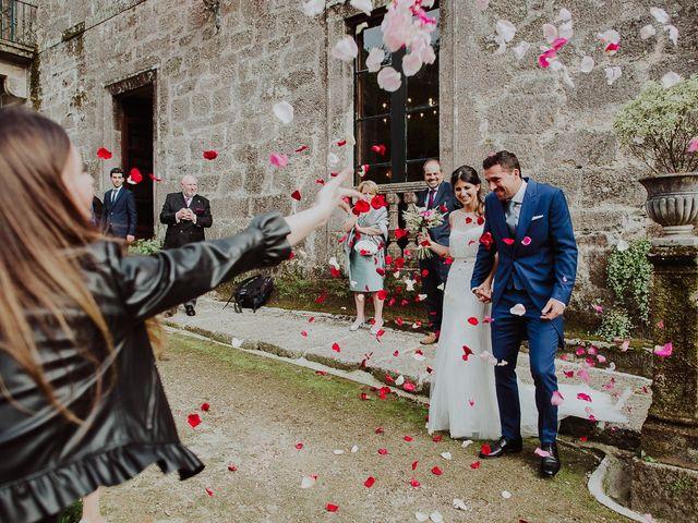 La boda de Alberto y Isa en Santiago De Compostela, A Coruña 31