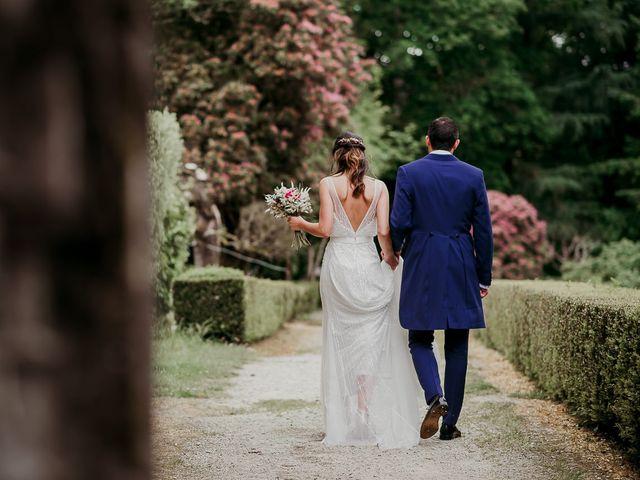 La boda de Alberto y Isa en Santiago De Compostela, A Coruña 37