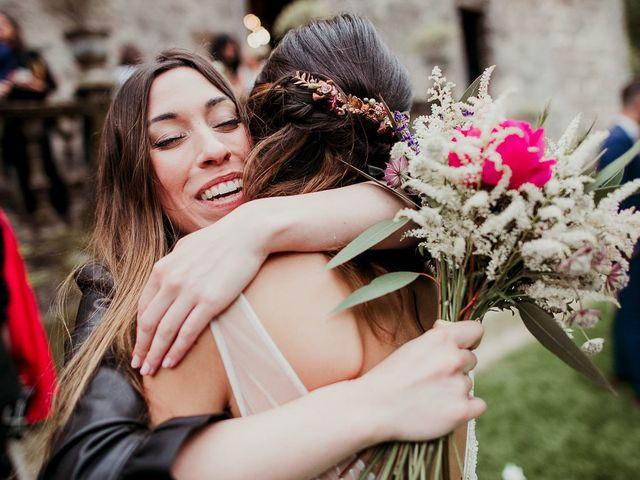 La boda de Alberto y Isa en Santiago De Compostela, A Coruña 48