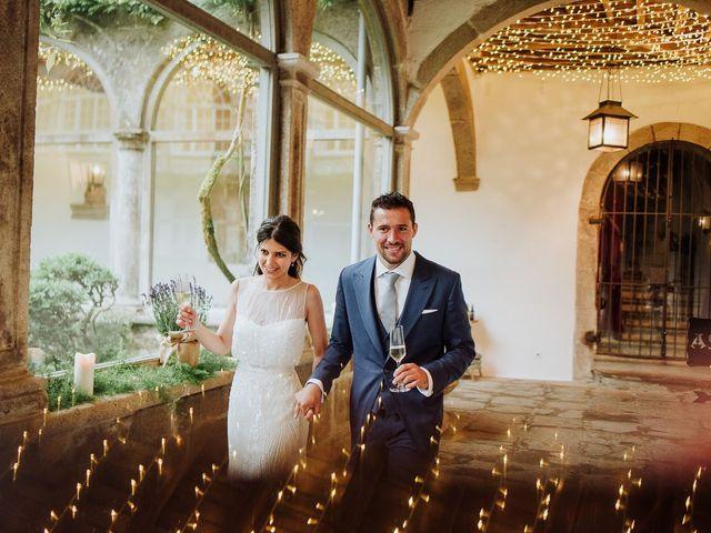 La boda de Alberto y Isa en Santiago De Compostela, A Coruña 52