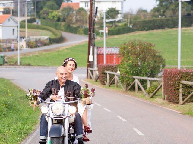 La boda de Alex y Zaira en Luanco, Asturias 8