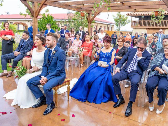 La boda de Alex y Zaira en Luanco, Asturias 14