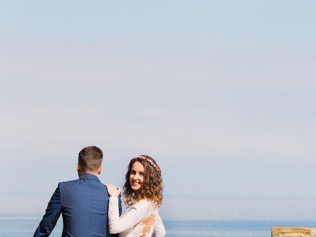 La boda de Alex y Zaira en Luanco, Asturias 30