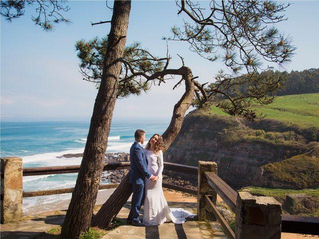 La boda de Alex y Zaira en Luanco, Asturias 32