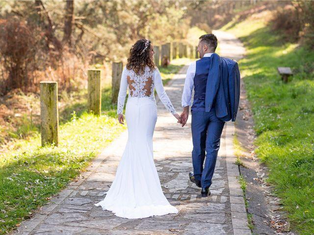 La boda de Alex y Zaira en Luanco, Asturias 36