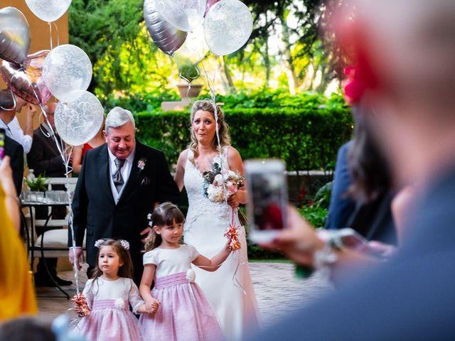 La boda de César y Patri en Madrid, Madrid 25
