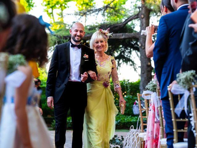 La boda de César y Patri en Madrid, Madrid 26