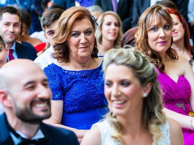 La boda de César y Patri en Madrid, Madrid 27