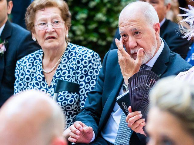 La boda de César y Patri en Madrid, Madrid 28