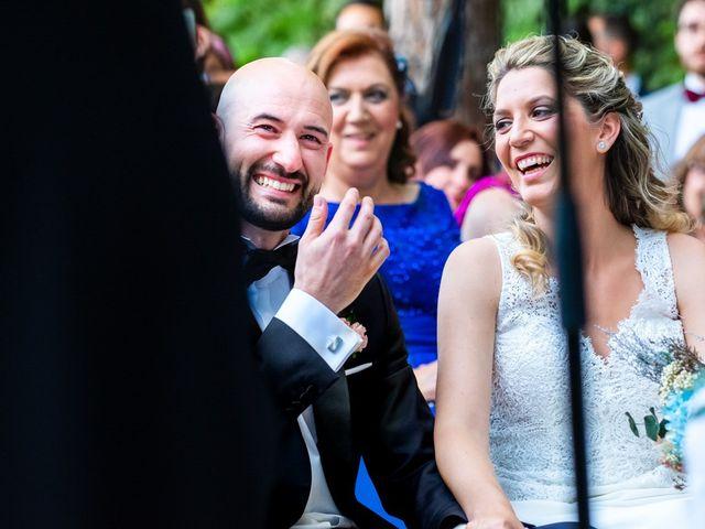 La boda de César y Patri en Madrid, Madrid 29