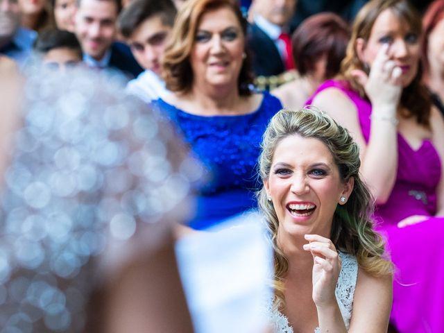 La boda de César y Patri en Madrid, Madrid 32
