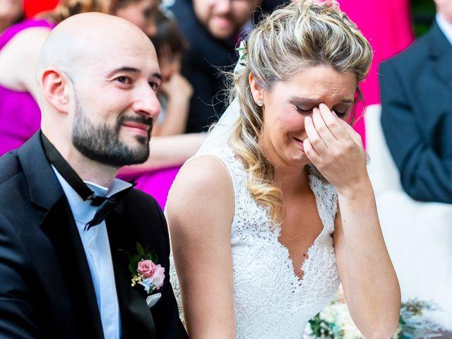 La boda de César y Patri en Madrid, Madrid 33