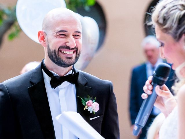 La boda de César y Patri en Madrid, Madrid 35