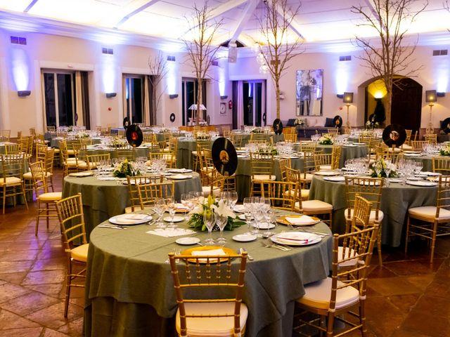 La boda de César y Patri en Madrid, Madrid 42
