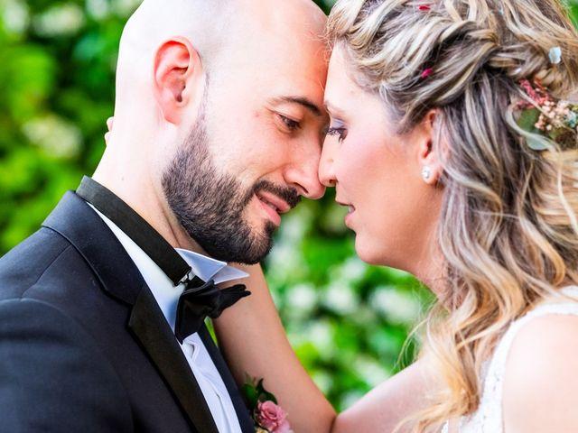 La boda de César y Patri en Madrid, Madrid 43