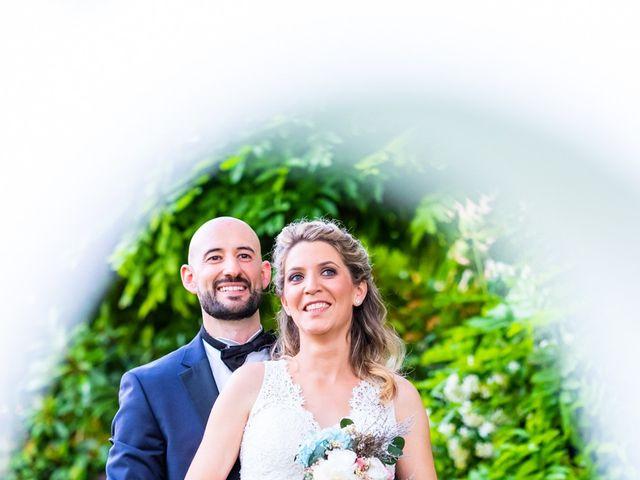 La boda de César y Patri en Madrid, Madrid 44