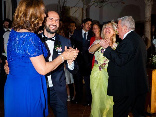 La boda de César y Patri en Madrid, Madrid 48