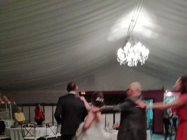 La boda de David y Nicole  en Bembibre, León 2