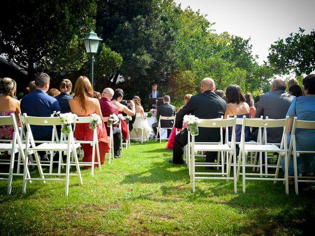 La boda de Héctor y Mar en Riudoms, Tarragona 16
