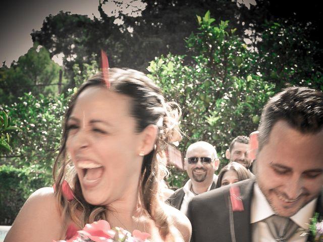 La boda de Héctor y Mar en Riudoms, Tarragona 18