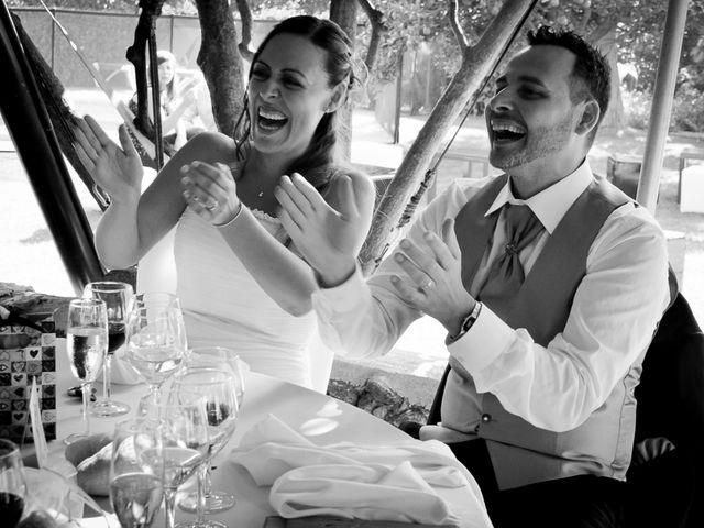 La boda de Héctor y Mar en Riudoms, Tarragona 21