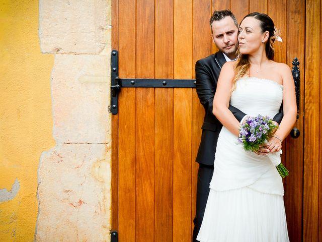 La boda de Héctor y Mar en Riudoms, Tarragona 25