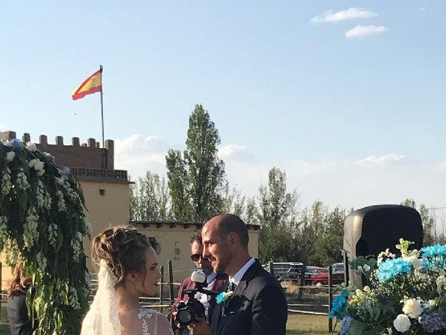 La boda de Elena  y Eduardo en Palencia, Palencia 2
