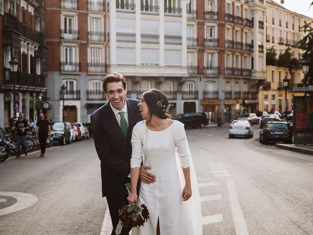 La boda de Nacho y Carmen en Madrid, Madrid 2