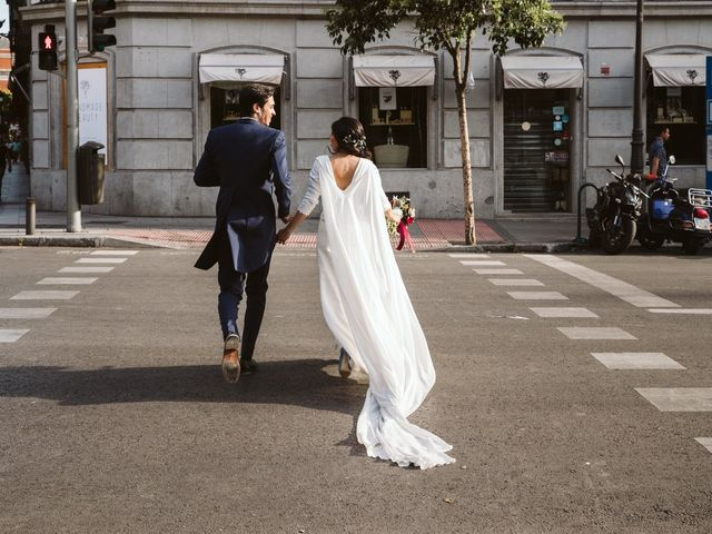 La boda de Nacho y Carmen en Madrid, Madrid 5