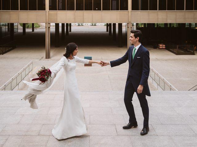 La boda de Nacho y Carmen en Madrid, Madrid 6