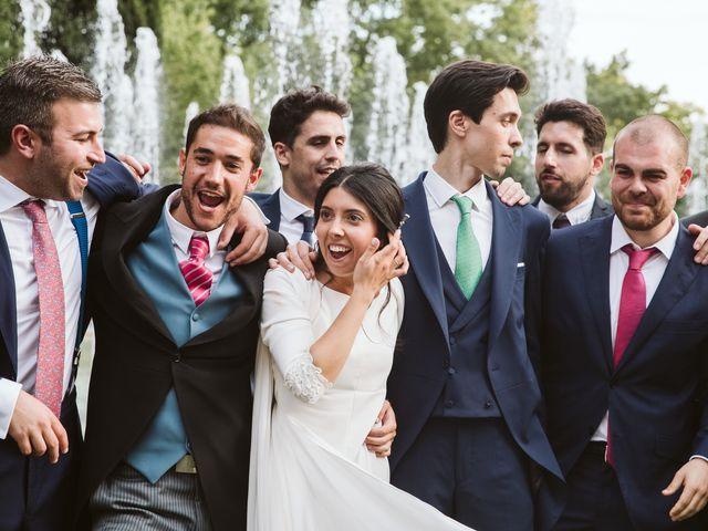 La boda de Nacho y Carmen en Madrid, Madrid 7