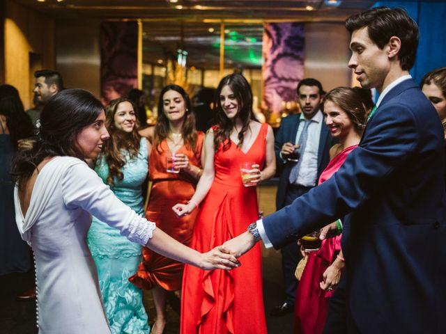 La boda de Nacho y Carmen en Madrid, Madrid 9