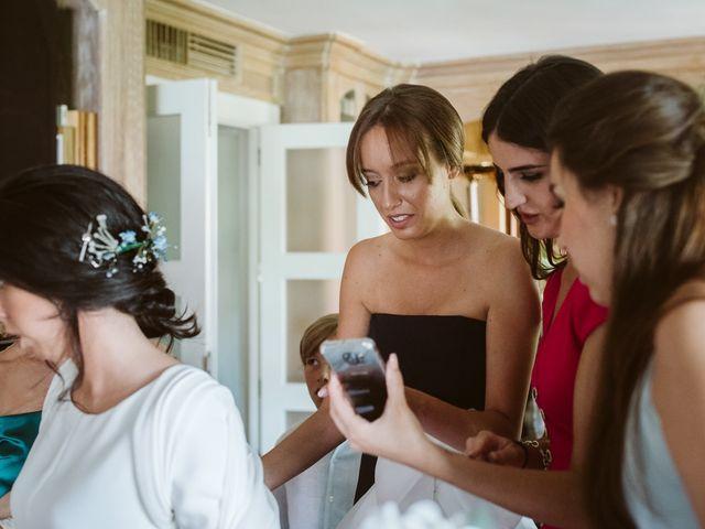 La boda de Nacho y Carmen en Madrid, Madrid 37