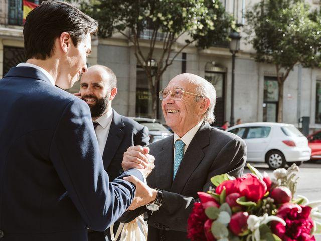La boda de Nacho y Carmen en Madrid, Madrid 64