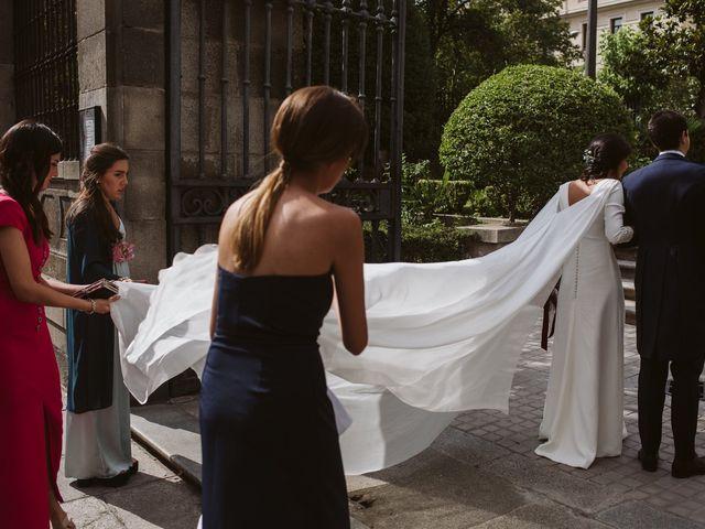 La boda de Nacho y Carmen en Madrid, Madrid 67