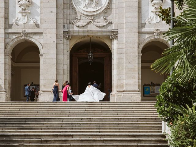 La boda de Nacho y Carmen en Madrid, Madrid 68