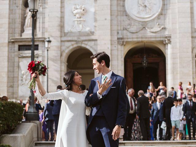 La boda de Nacho y Carmen en Madrid, Madrid 69