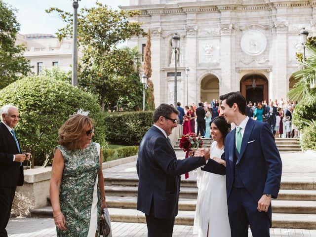 La boda de Nacho y Carmen en Madrid, Madrid 70