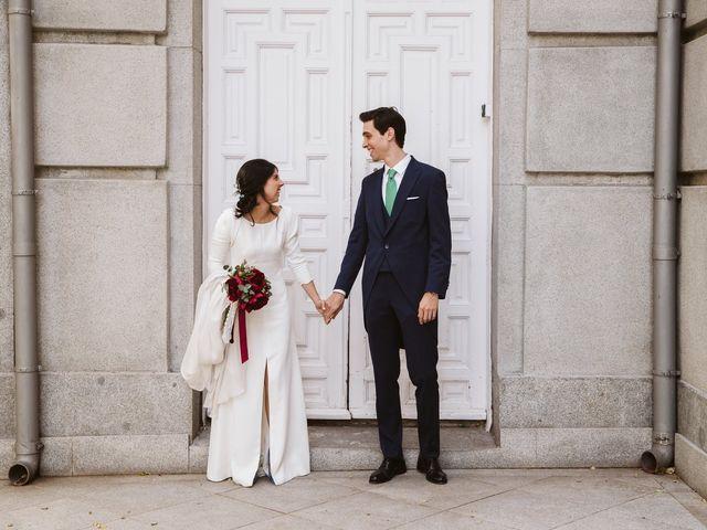 La boda de Nacho y Carmen en Madrid, Madrid 71