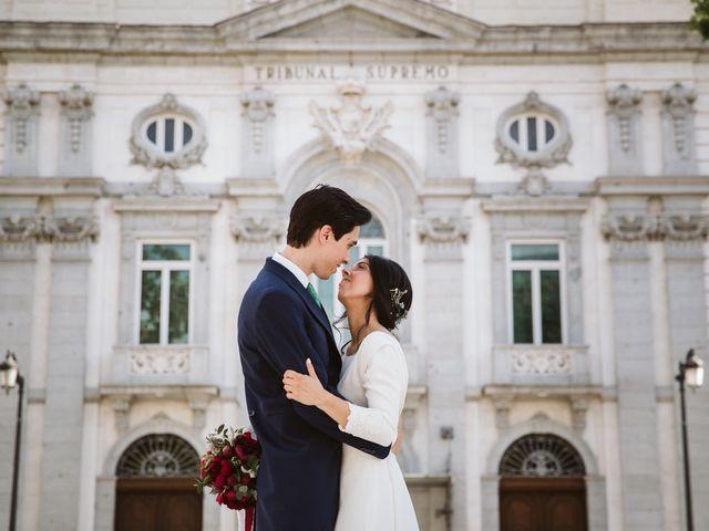 La boda de Nacho y Carmen en Madrid, Madrid 75