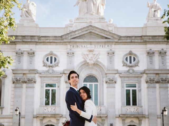La boda de Nacho y Carmen en Madrid, Madrid 76