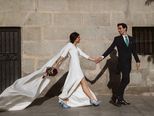 La boda de Nacho y Carmen en Madrid, Madrid 77
