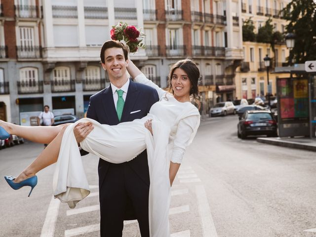 La boda de Nacho y Carmen en Madrid, Madrid 79