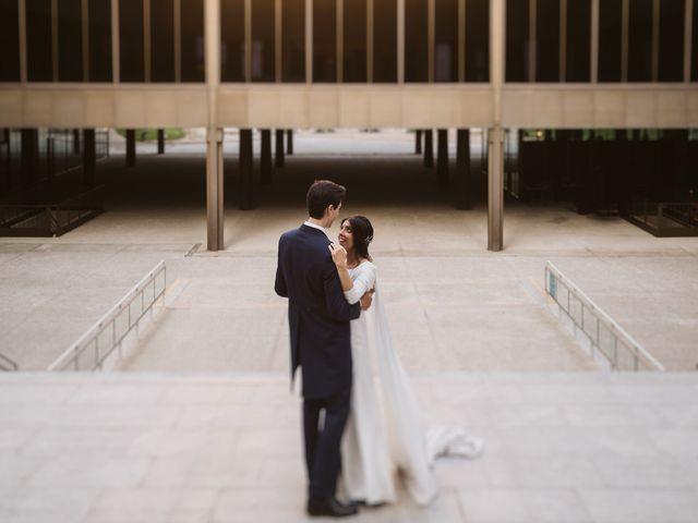 La boda de Nacho y Carmen en Madrid, Madrid 84